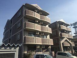 奈良県北葛城郡王寺町王寺1丁目の賃貸マンションの外観