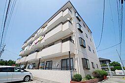 フローレスヤマワキ[1階]の外観