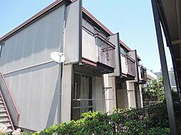 サンハイツ新松戸[B103号室]の外観