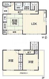 永覚駅 3,399万円