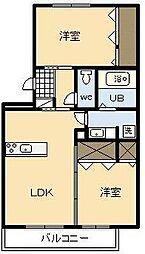 (新築)ミーテ3[1階]の間取り