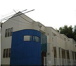 鴈荘[2階]の外観