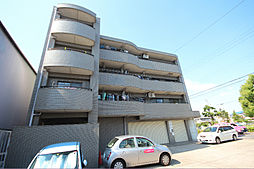 愛知県名古屋市中川区応仁町2丁目の賃貸マンションの外観