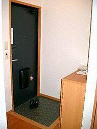 グリーンフラットC[2階]の外観
