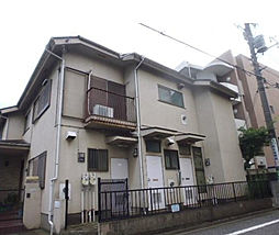 東京都練馬区豊玉中3丁目の賃貸アパートの外観