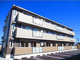宮崎県宮崎市稗原町の賃貸アパートの外観