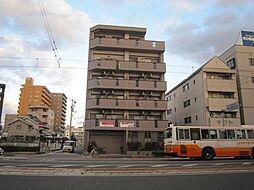 愛媛県松山市本町4丁目の賃貸マンションの外観