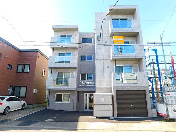 M・force月寒東 3階の賃貸【北海道 / 札幌市豊平区】