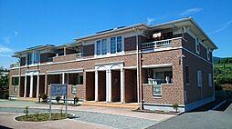 クレメントヒルA棟[2階]の外観