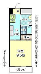 南大分駅 4.0万円