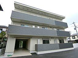 神奈川県大和市上草柳3丁目の賃貸アパートの外観