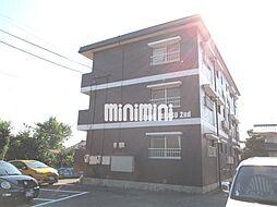 愛知県岡崎市福岡町字居屋敷の賃貸マンションの外観