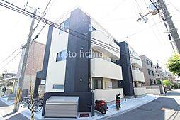 ボーディングハウス3[3階]の外観