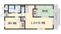 英賀保駅 5.9万円