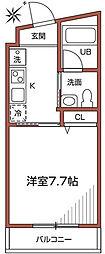 カーサヒロ[2階]の外観