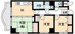 ルピナス東神奈川[8階]の外観