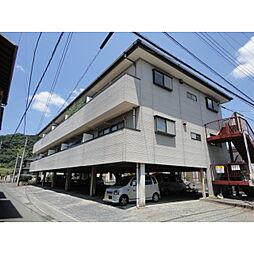 静岡県伊豆の国市原木の賃貸マンションの外観