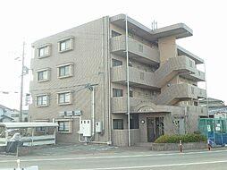 ドミール上野の外観