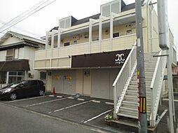 南海高野線 狭山駅 徒歩9分の賃貸アパート