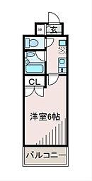 ライオンインプラントセンター町田ビル[6階]の間取り