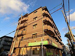 ボー・ドミール南茨木[2階]の外観