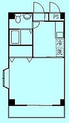 ヴィラフィオーレII[3階]の間取り