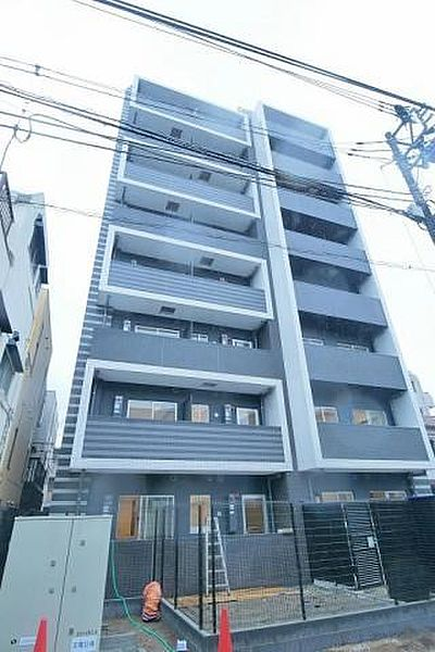 アジールコート蒲田 4階の賃貸【東京都 / 大田区】