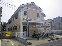 レジデンスK5[2階]の外観