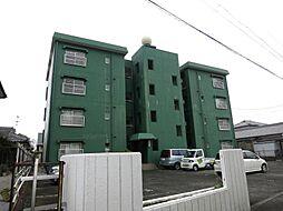 ワタナベマンション[402号室]の外観