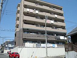 愛知県尾張旭市印場元町北山の賃貸マンションの外観