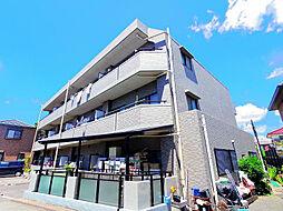 フォンターナ秋津[2階]の外観