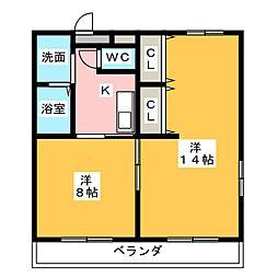 いこいの広場駅 4.5万円