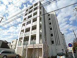 千葉県松戸市北松戸1丁目の賃貸マンションの外観