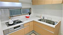 LIXIL仕様のキッチンで使い勝手が良いです