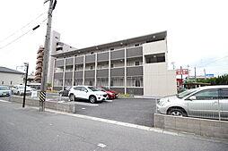 名鉄河和線「青山駅」まで徒歩4分 駅までの道路はきれいに舗装されています