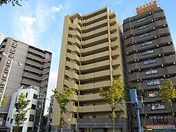 レジデンス西梅田[7階]の外観