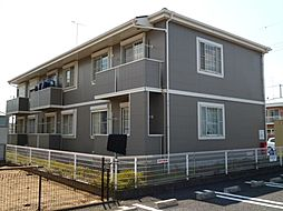 千葉県市原市松ケ島1丁目の賃貸アパートの外観