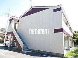 レインボー S・R[1階]の外観