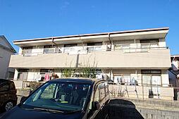 愛知県日進市梅森台4丁目の賃貸マンションの外観