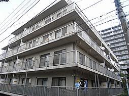グリーンハイツ平安[1階]の外観