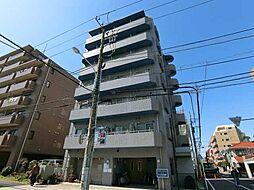 アクア1[4階]の外観