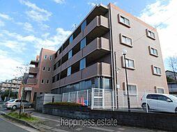 神奈川県川崎市麻生区王禅寺西1丁目の賃貸マンションの外観