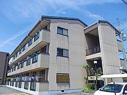 ガーデンコート大喜[2階]の外観