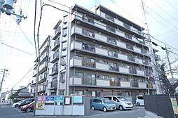 城南マンション2[4階]の外観