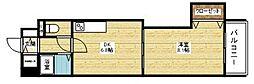 グリューネスハウス[1階]の間取り