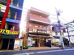 千葉県松戸市新松戸2丁目の賃貸マンションの外観