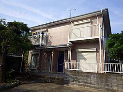 [テラスハウス] 神奈川県横須賀市林4丁目 の賃貸【/】の外観