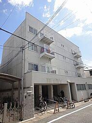 上賀茂松柏[101号室]の外観