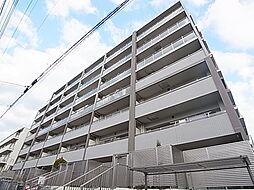 千葉県松戸市小金きよしケ丘2丁目の賃貸マンションの外観