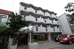 大阪府豊中市螢池北町1の賃貸マンションの外観
